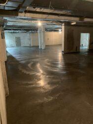 Затирка бетона с топпингом лопастями, фото 1
